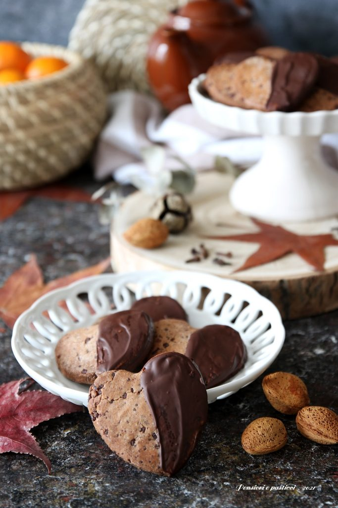 brunsli biscotti svizzeri di Basilea